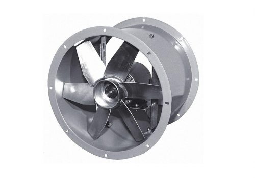 Inline Tube Axial Fan
