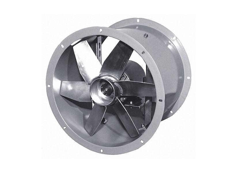 Inline Tube Axial Fan